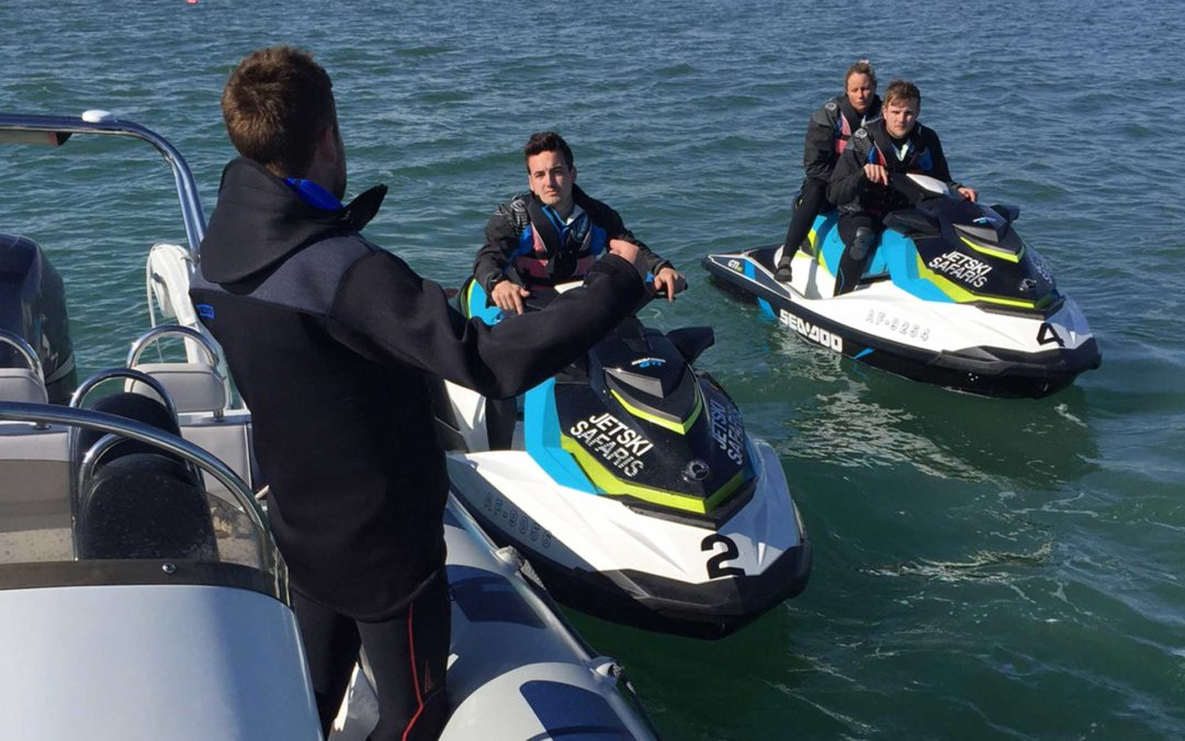 How to Prepare for a Jet Ski (PWC) Instructor Course